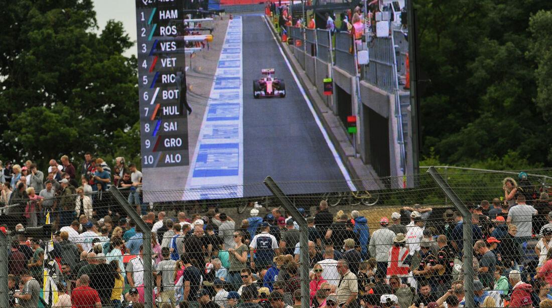 Kimi Räikkönen - Ferrari - GP England - Silverstone - Qualifying - Samstag - 9.7.2016