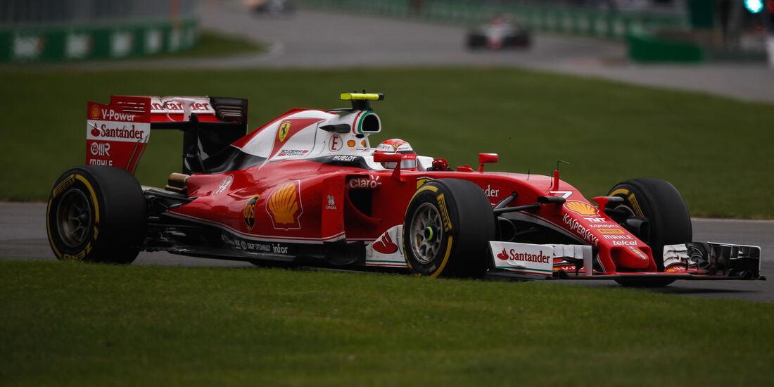 Kimi Räikkönen - Ferrari - GP Kanada 2016 - Montreal