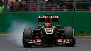 Kimi Räikkönen - Formel 1 - GP Australien 2013
