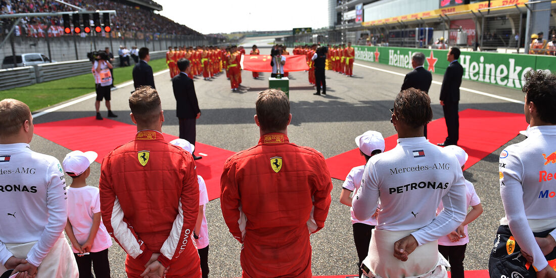 Kimi Räikkönen - Formel 1 - GP China 2018