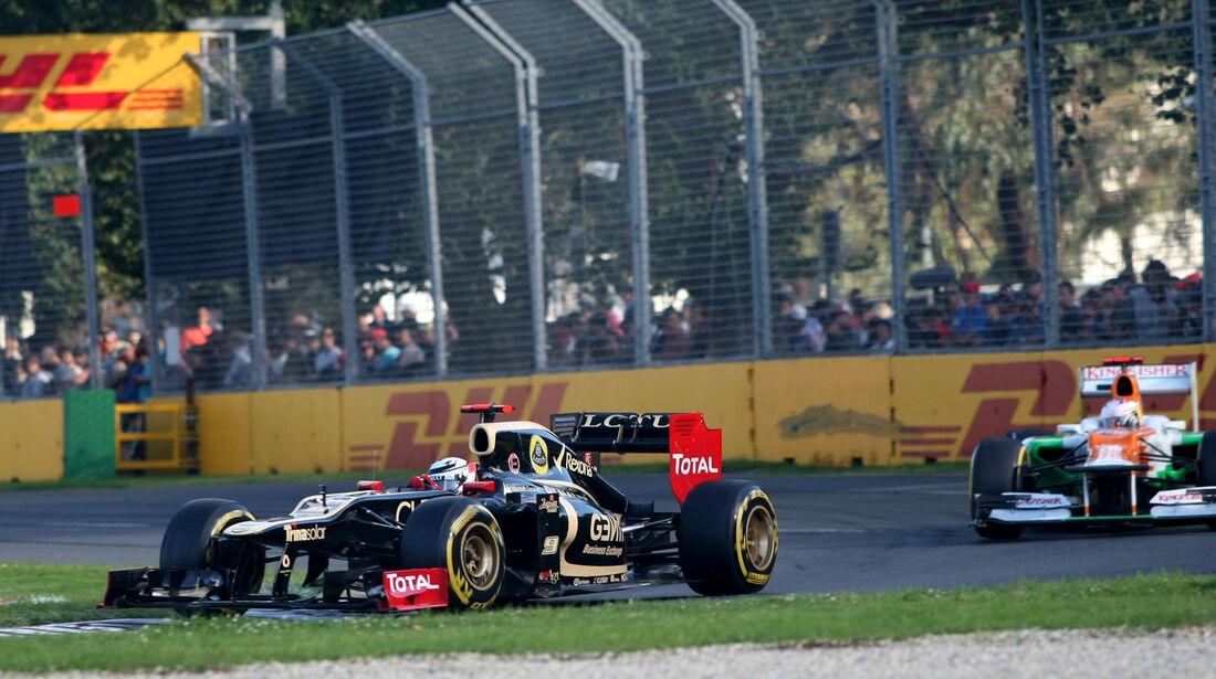 Kimi Räikkönen GP Australien 2012