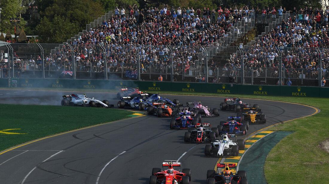 Kimi Räikkönen - GP Australien 2017