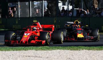 Kimi Räikkönen - GP Australien 2018
