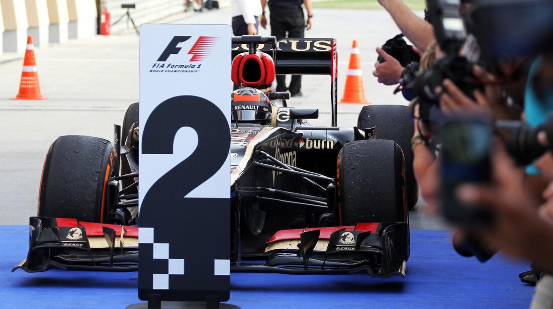 Kimi Räikkönen - GP Bahrain 2013