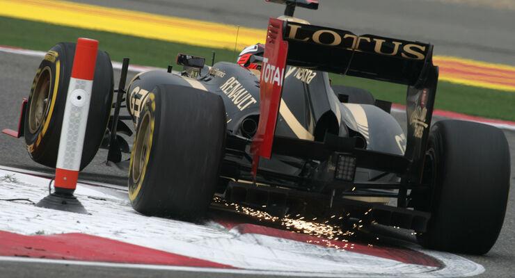 Kimi Räikkönen GP China 2012