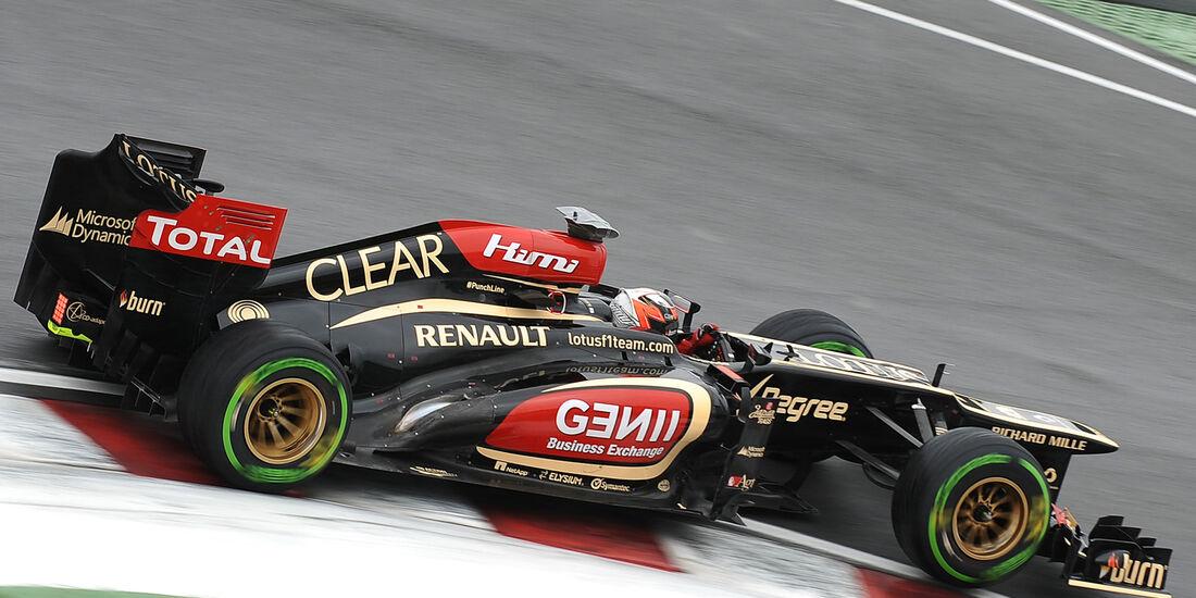 Kimi Räikkönen GP Kanada 2013