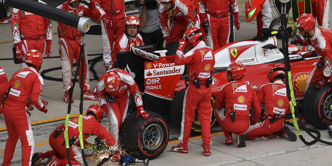 Kimi Räikkönen - GP USA 2016