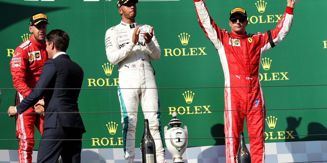 Kimi Räikkönen - GP Ungarn 2018