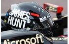 Kimi Räikkönen Helm GP Monaco 2012