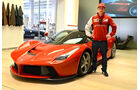 Kimi Räikkönen - La Ferrari 2014