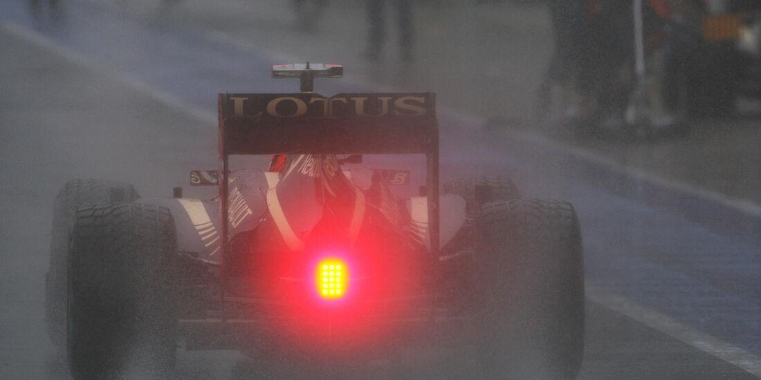 Kimi Räikkönen - Lotus - Formel 1 - GP England - Silverstone - 7. Juli 2012