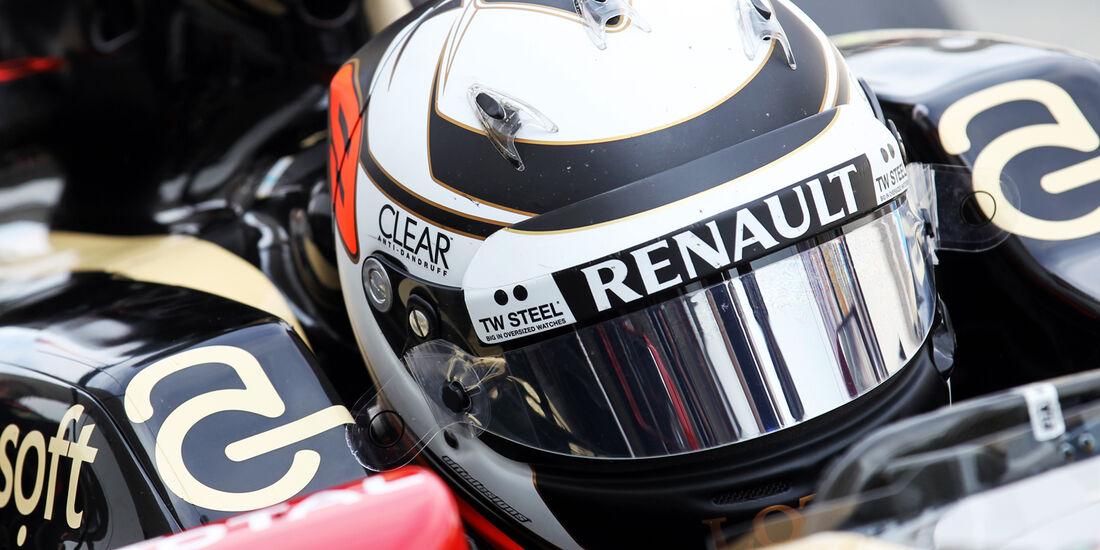 Kimi Räikkönen - Lotus - Formel 1 - GP Japan - Suzuka - 6. Oktober 2012