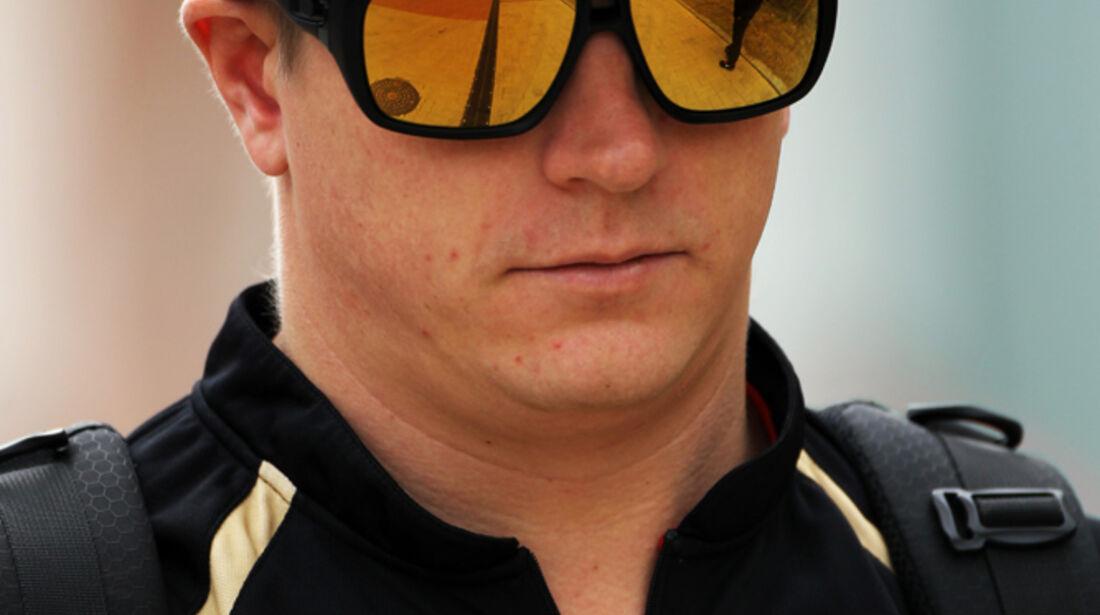 Kimi Räikkönen - Lotus - Formel 1 - GP Korea - 13. Oktober 2012
