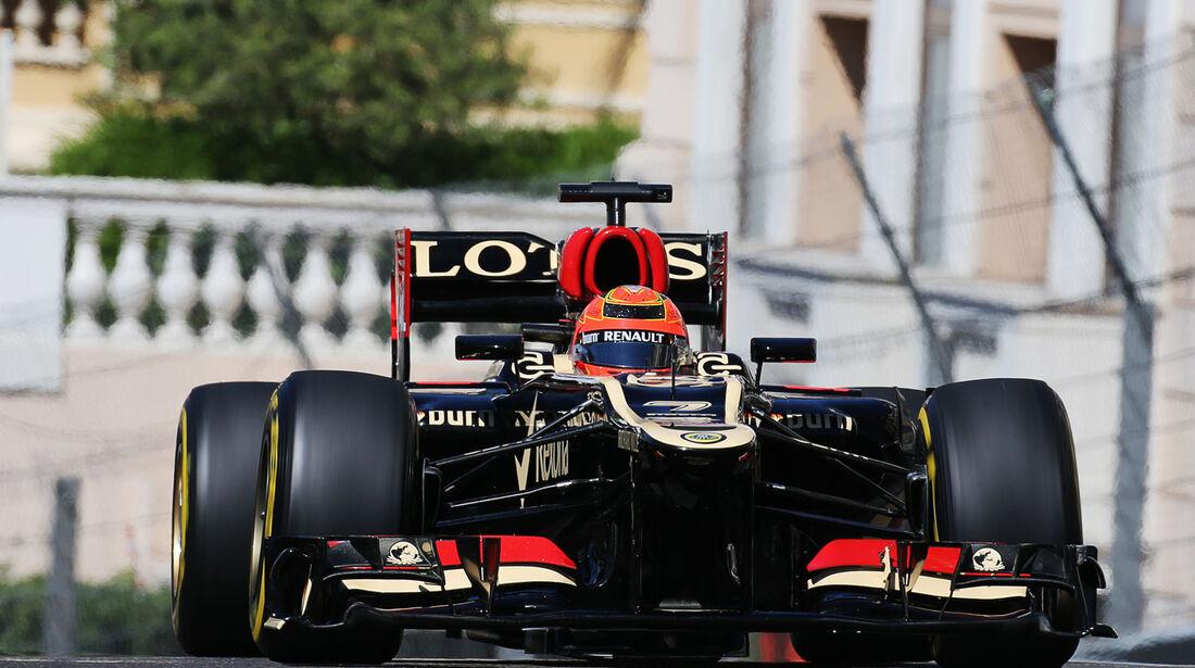 Kimi Räikkönen - Lotus - Formel 1 - GP Monaco - 23. Mai 2013
