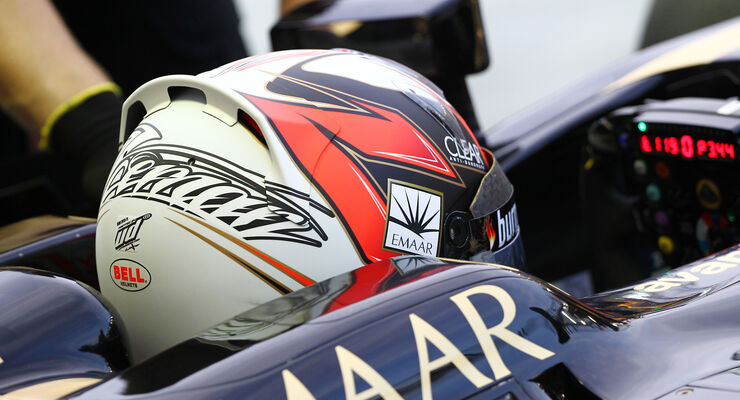 Kimi Räikkönen - Lotus - Formel 1 - GP Singapur - 21. September 2013