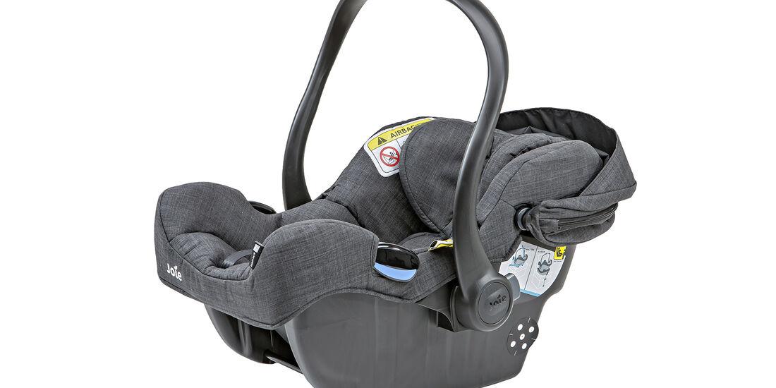 4 babyschalen im test auto motor und sport. Black Bedroom Furniture Sets. Home Design Ideas