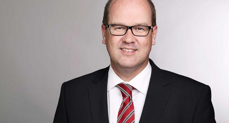 Klaus-Jürgen Heitmann, Mitglied des Vorstands der HUK-COBURG