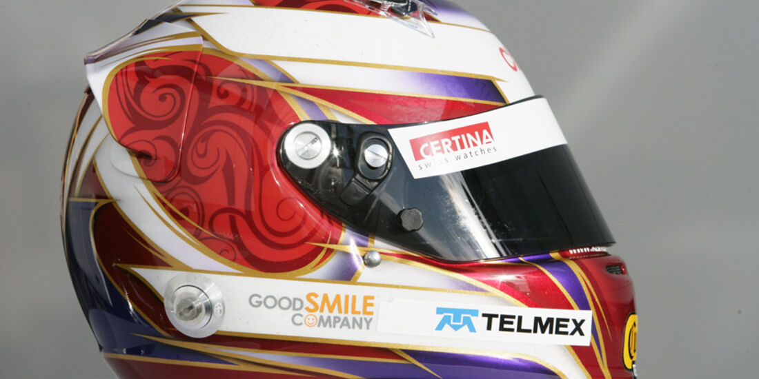 Kobayashi Helm 2011