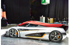 Koenigsegg One:1, Genfer Autosalon, Messe, 2014
