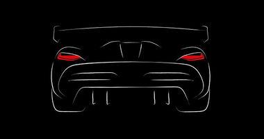 Koenigsegg Ragnarok Teaser