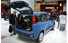 Kofferraum Fiat Panda
