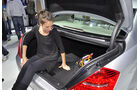 Kofferraum Mercedes S-Klasse