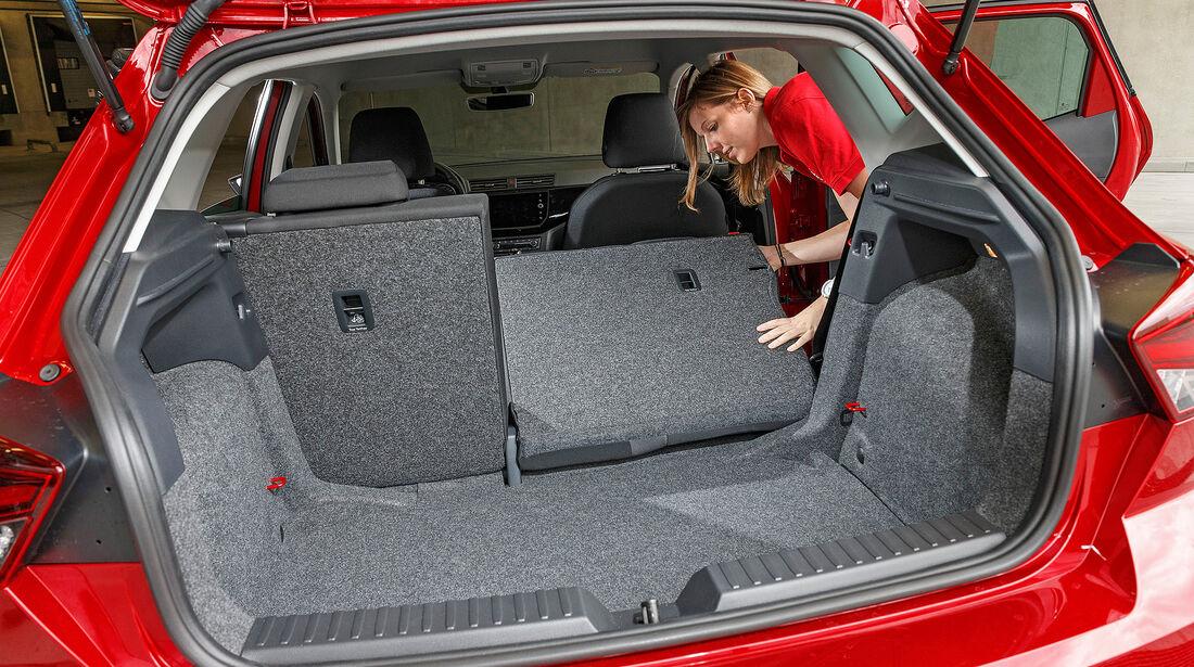 Kompakt gegen SUV, Seat Ibiza, Seat Arona, Vergleich, ams2218