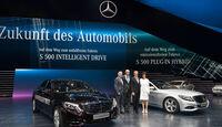 Konzernabend Daimler Mercedes IAA 2013