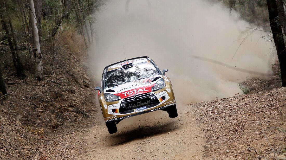Kris Meeke - Rallye Australien 2013