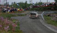 Kris Meeke - Rallye Finnland 2014 - WRC - Tag 4 - Citroen DS3 WRC