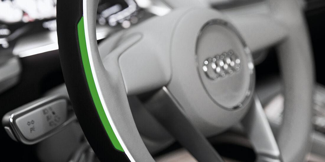 LED, Grün