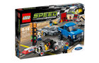 LEGO Speed Champions Set - sieben Autolegenden