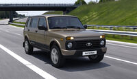 Lada 4x4 Urban Langversion