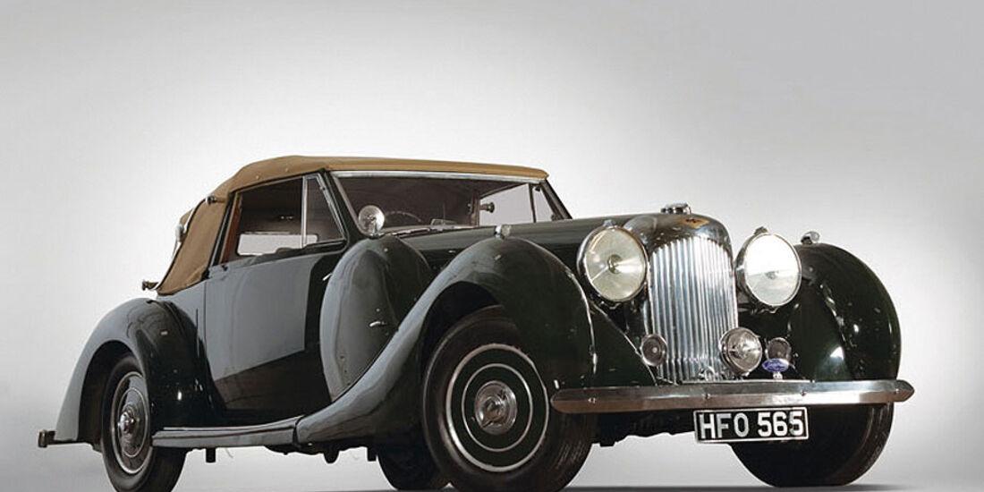 Lagonda LG6 Drophead Coupé