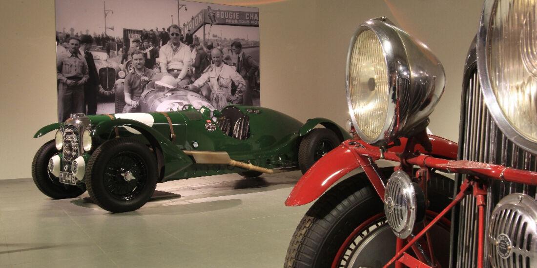 Lagonda V12 Le Mans, 1939