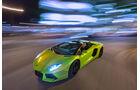 Lamborghini Aventador LP 700-4 Roadster, Frontansicht