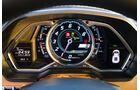 Lamborghini Aventador LP 700-4, Rundinstrumente