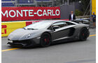 Lamborghini Aventador SV - Carspotting - GP Monaco 2016