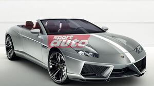 Lamborghini Estoque Cabrio