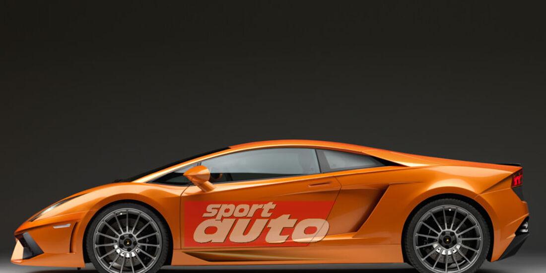 Lamborghini Gallardo 2 / Cabrera