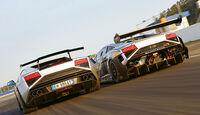Lamborghini Gallardo LP 570-4 Squadra Corse, Gallardo Super Trofeo