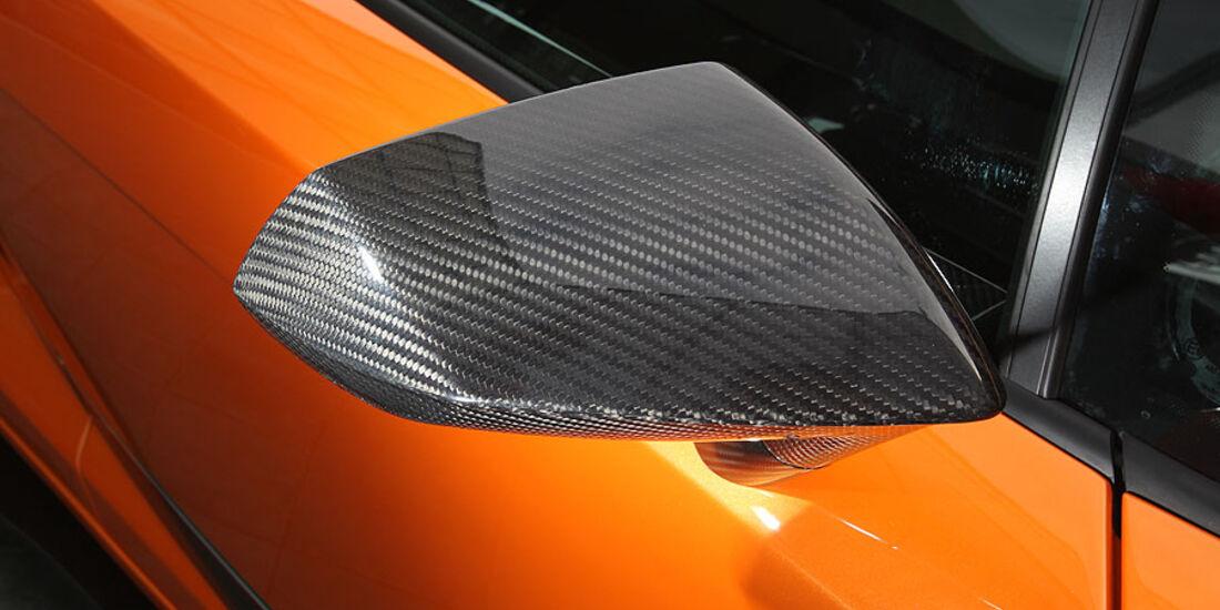 Lamborghini Gallardo LP 570-4 Superleggera - Außenspiegel