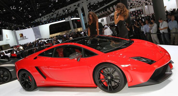 Lamborghini Gallardo STS IAA