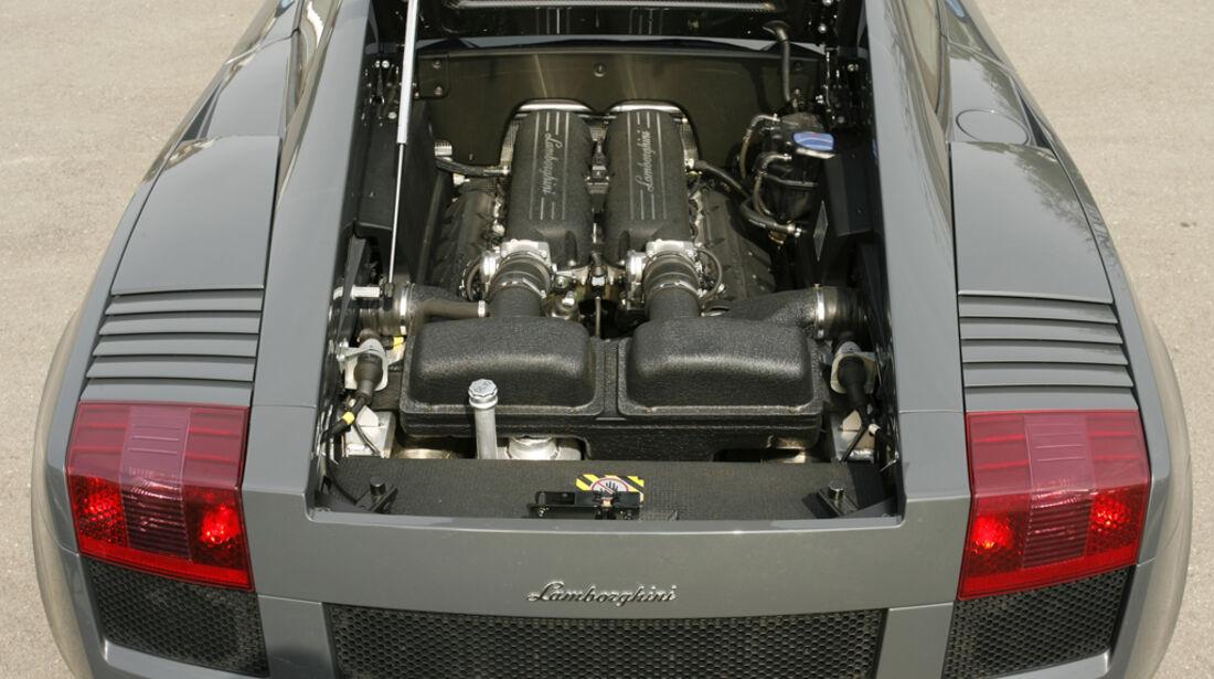 Lamborghini Gallardo Superleggera 11