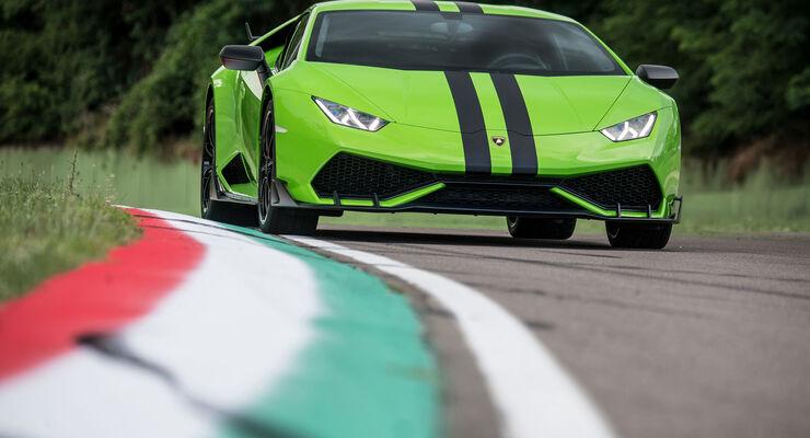 Lamborghini Huracán - Accessoire Pakete - Sportwagen - V10 - Mittelmotor
