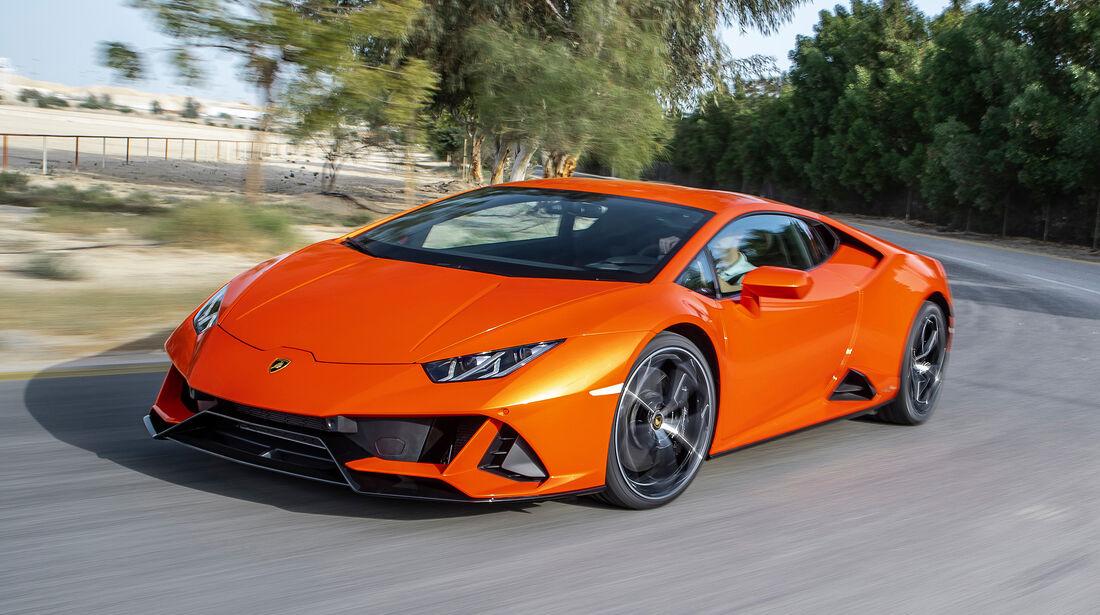 Lamborghini Huracán EVO - Serie - Coupes ueber 150000 Euro - sport auto Award 2019