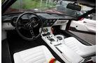 Lamborghini Miura, Innenraum