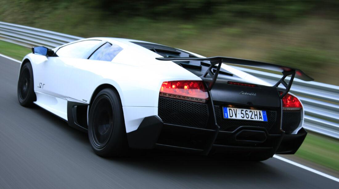 Lamborghini Murcielago Lp 670 4 Sv Konig Der Stiere Im Supertest