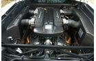 Lamborghini Murcielago SV, Motor, Motorraum, Motorblock