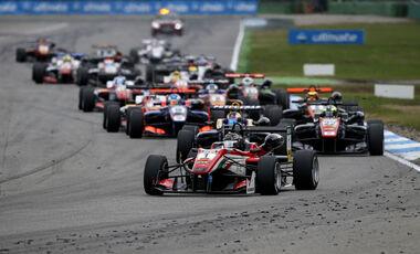 Formel 3 EM Finale Hockenheim